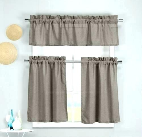 Sheer Curtain Panel Pairs Set Trellis Window Lush Decor With Forest Hill Woven Blackout Grommet Top Curtain Panel Pairs (#37 of 45)