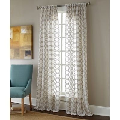 Sheer Curtain Panels With Designs – Proslimelt (View 18 of 38)