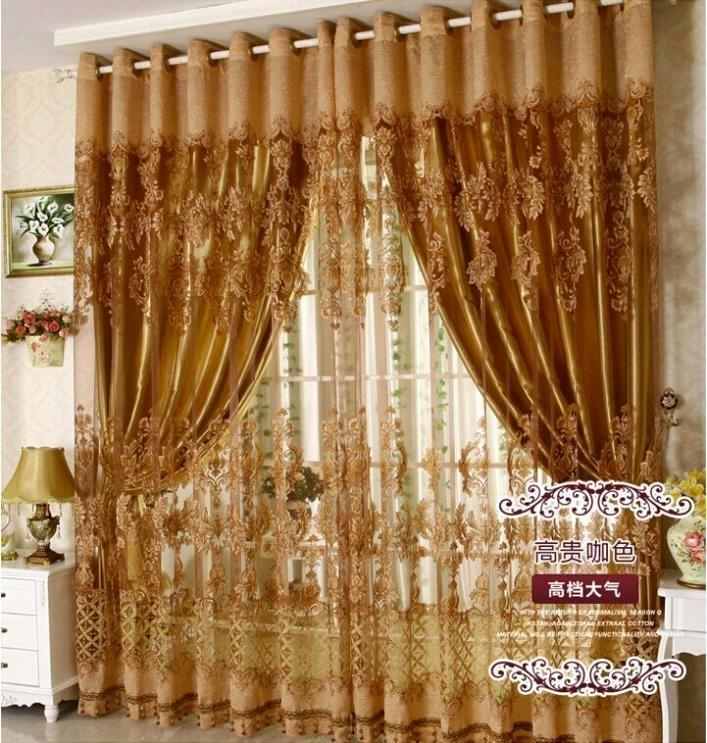 Sheer Curtain Panels With Designs – Proslimelt (#24 of 38)