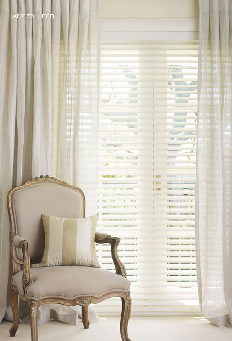 Sheer For Over Curtain Lining In Dining Room …   Curtains For Luxury Collection Venetian Sheer Curtain Panel Pairs (#34 of 36)