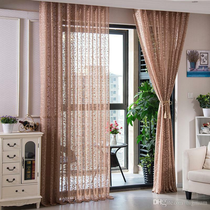 Sheer Lace Curtains – Avalon Master (View 42 of 44)