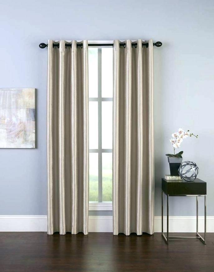 Sheer Linen Curtains 120 – Blakewang Regarding Signature French Linen Curtain Panels (#34 of 50)