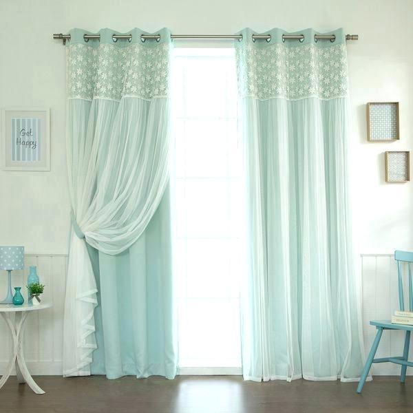 Sheer Overlay Curtains – Mattgreenberg (View 12 of 50)