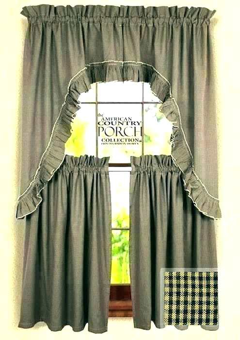 Sheer Ruffled Curtains – Julioplude (View 38 of 50)