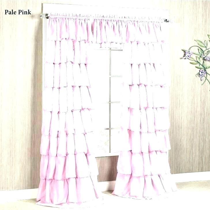Sheer Ruffled Curtains – Yeffgadgets (View 21 of 50)