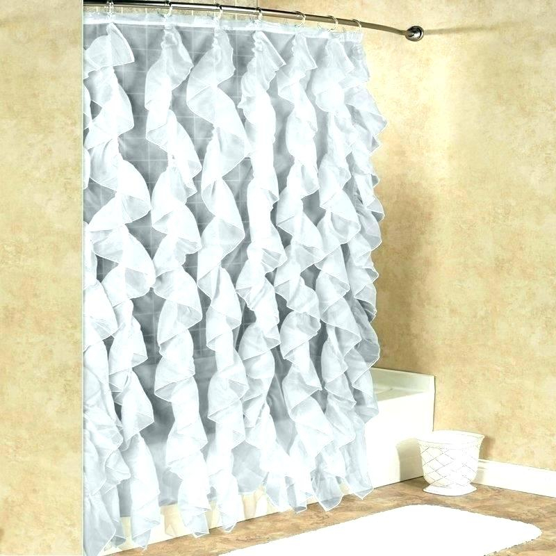 Sheer Ruffled Curtains – Yeffgadgets (View 42 of 50)