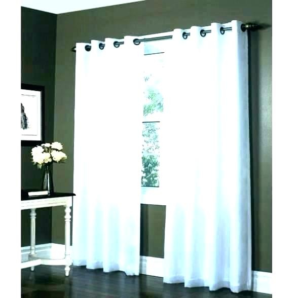 Sheer Voile Curtain Panels – Caleche (View 34 of 50)