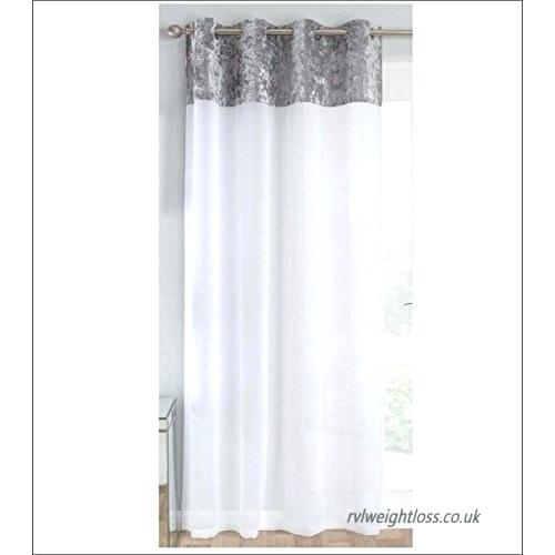 Sheer Voile Curtain Panels – Caleche (#42 of 50)