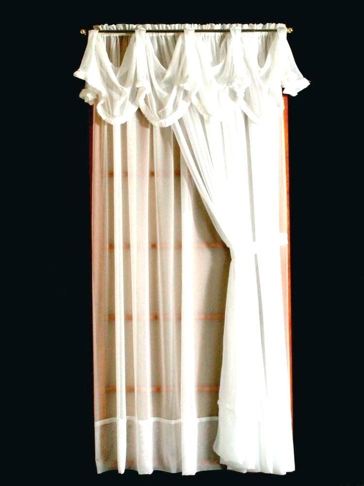 Sheer Voile Curtain Panels – Shockanalyticsllc For Emily Sheer Voile Single Curtain Panels (View 30 of 41)