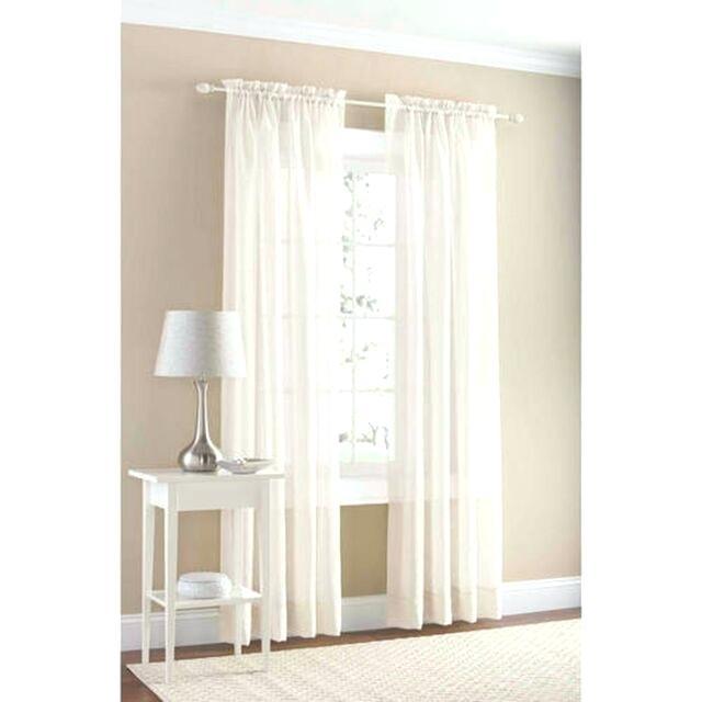 Sheer Voile Curtain Panels – Shockanalyticsllc Pertaining To Erica Crushed Sheer Voile Grommet Curtain Panels (#44 of 50)