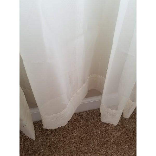 Shop Arm And Hammer Curtain Fresh Odor Neutralizing Single With Arm And Hammer Curtains Fresh Odor Neutralizing Single Curtain Panels (View 42 of 50)