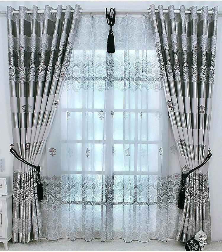 Shop Aurora Home Mix And Match Blackout Curtains Panel Set With Regard To Mix And Match Blackout Blackout Curtains Panel Sets (#45 of 50)