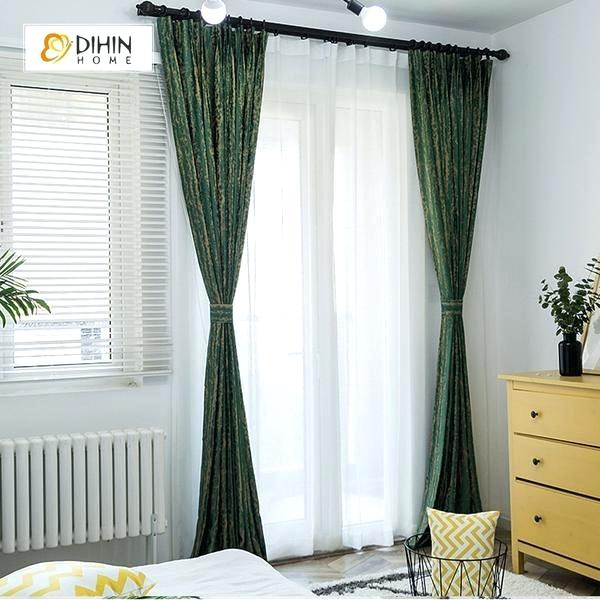 Shop Exclusive Fabrics Signature Blackout Curtain Panel In Pertaining To Signature Blackout Velvet Curtains (#25 of 50)