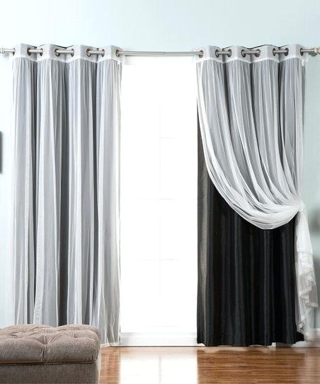 Silk Blackout Curtains – Visitrotterdam In Overseas Faux Silk Blackout Curtain Panel Pairs (#37 of 41)