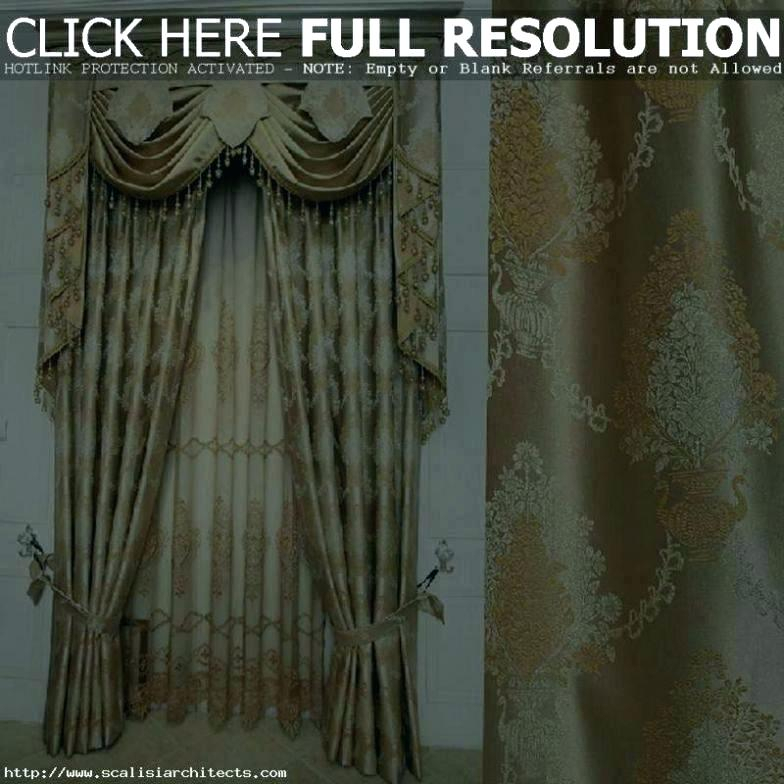 Silk Blackout Curtains – Visitrotterdam Throughout Overseas Faux Silk Blackout Curtain Panel Pairs (#39 of 41)