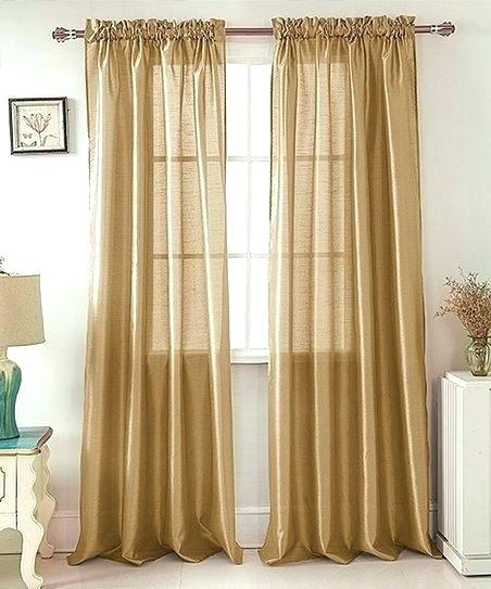 Silk Curtain Panels – Feriaespiritualmente With Regard To Silver Vintage Faux Textured Silk Curtain Panels (View 31 of 50)