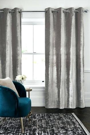 Silver Velvet Curtains – Sattvamedtech (View 43 of 50)