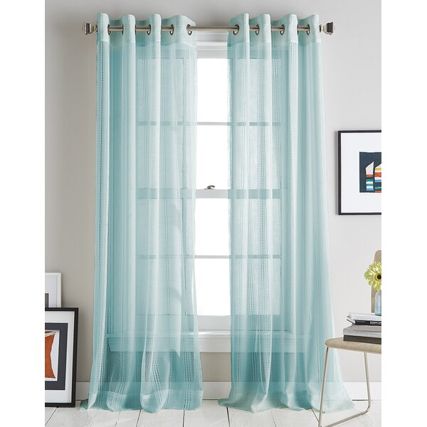 Soho Loft Curtains | Wayfair Regarding Keyes Blackout Single Curtain Panels (#46 of 50)