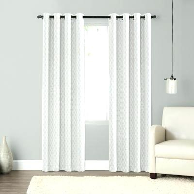 Sonoma Goods For Life Davis Blackout Curtain – Chiminea Wood With Regard To Davis Patio Grommet Top Single Curtain Panels (View 14 of 39)