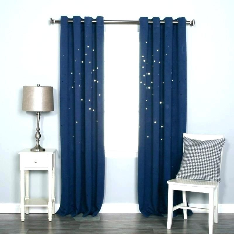 Star Blackout Curtains – Cryptomars (View 41 of 50)