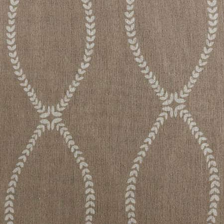 Suez Natural Embroidered Faux Linen Sheer Fabric Intended For Faux Linen Extra Wide Blackout Curtains (View 38 of 50)