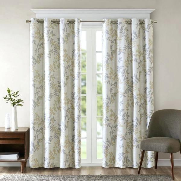 Sun Smart Curtains – Woodland Church With Sunsmart Dahlia Paisley Printed Total Blackout Single Window Curtain Panels (#31 of 45)
