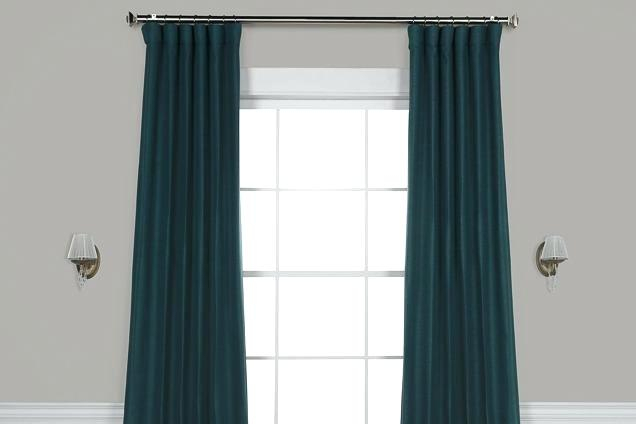 Sun Smart Curtains – Woodland Church Within Sunsmart Dahlia Paisley Printed Total Blackout Single Window Curtain Panels (#32 of 45)