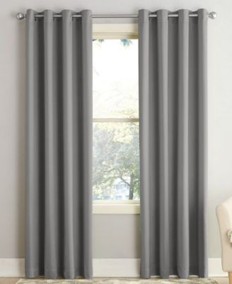 Sun Zero Grant 54 With Copper Grove Fulgence Faux Silk Grommet Top Panel Curtains (View 46 of 50)