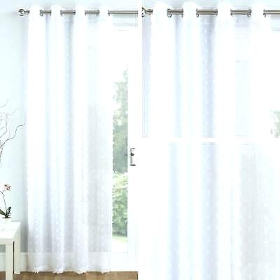 Surprising Long White Voile Curtains Extra Large Decorating With Extra Wide White Voile Sheer Curtain Panels (View 37 of 50)