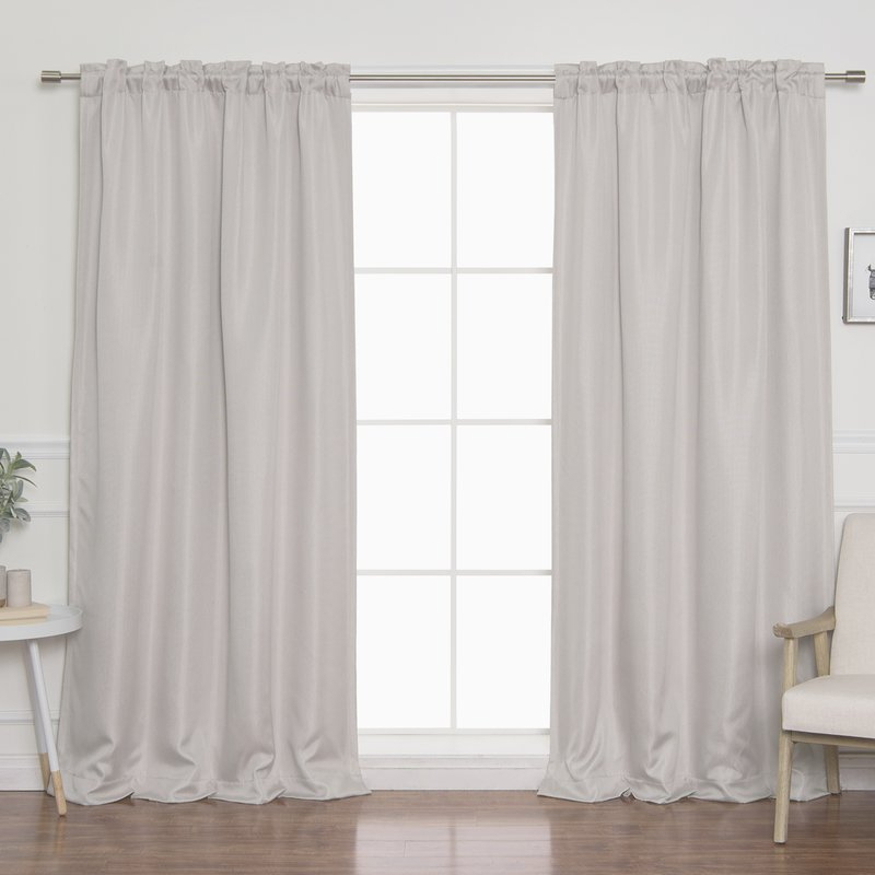Tab Top Curtain Panels – Annearundelhomesearch Pertaining To Matine Indoor/outdoor Curtain Panels (#35 of 50)