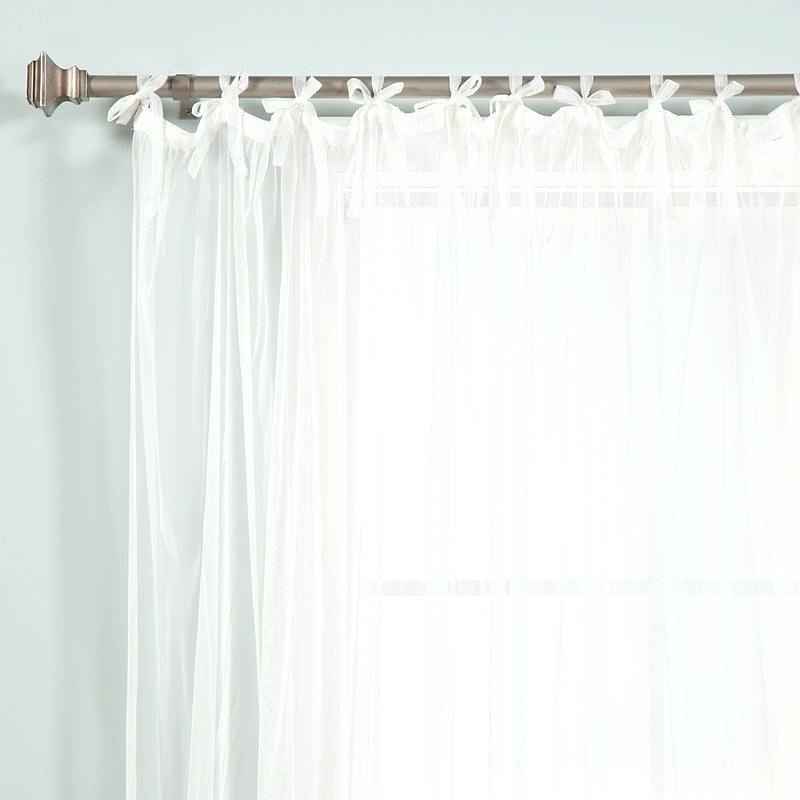 Tab Top Curtain Panels – Fakesartorialist With Regard To Tab Top Sheer Single Curtain Panels (#33 of 50)