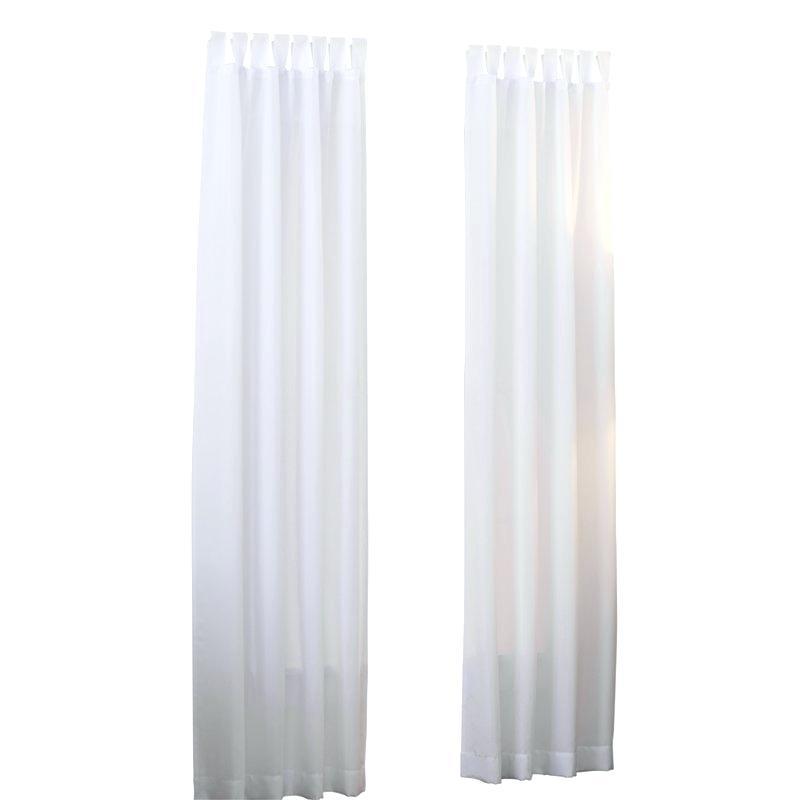 Tab Top Sheer Curtains – Karp (View 45 of 50)