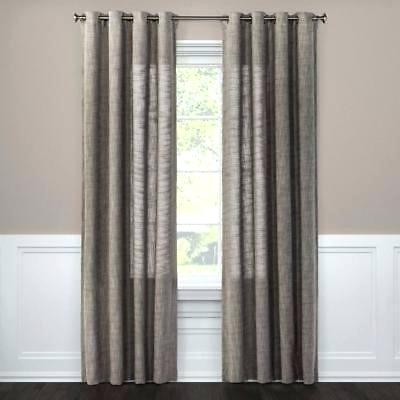 Target Curtain Panels – Galantgrodno For Cooper Textured Thermal Insulated Grommet Curtain Panels (View 35 of 50)