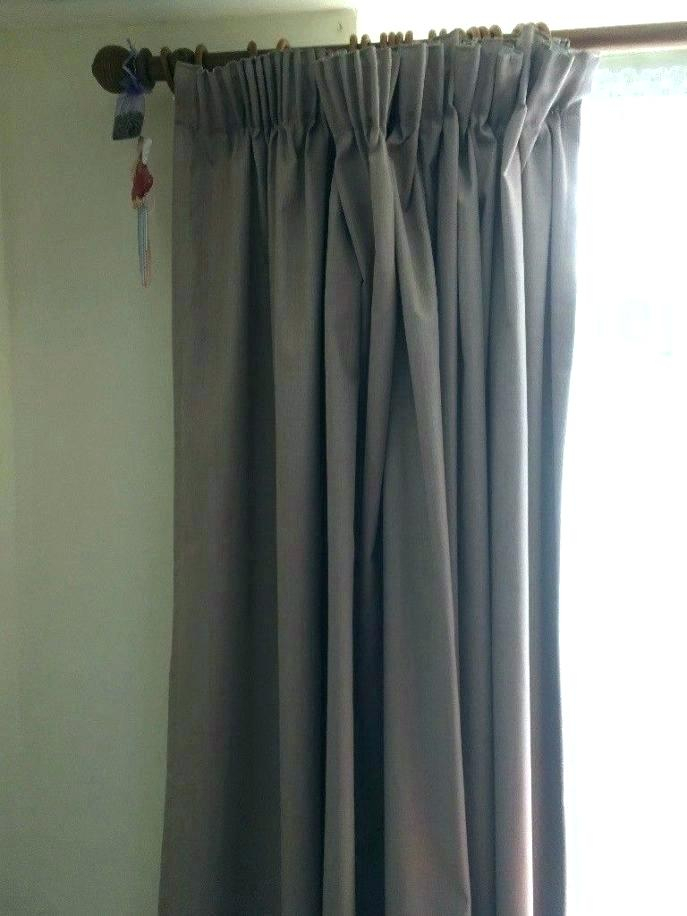 Target Room Darkening Ins Large Size Of Grey Blackout Gold With Regard To Grey Printed Curtain Panels (View 45 of 48)
