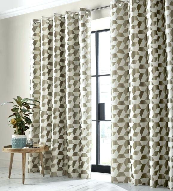 Taupe Blackout Curtains – 321Launch (View 35 of 39)
