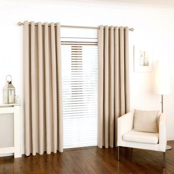 Taupe Blackout Curtains – 321Launch (View 36 of 39)