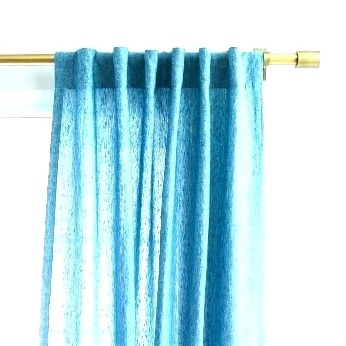 Teal Color Curtains Curtain Panels – Fundivers (#25 of 28)