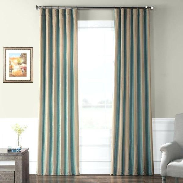 Teal Taffeta Curtains – Itstartswithme (#47 of 50)