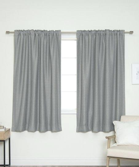 Textured Curtain Panels – Aumomentdesfraises For Cooper Textured Thermal Insulated Grommet Curtain Panels (View 39 of 50)