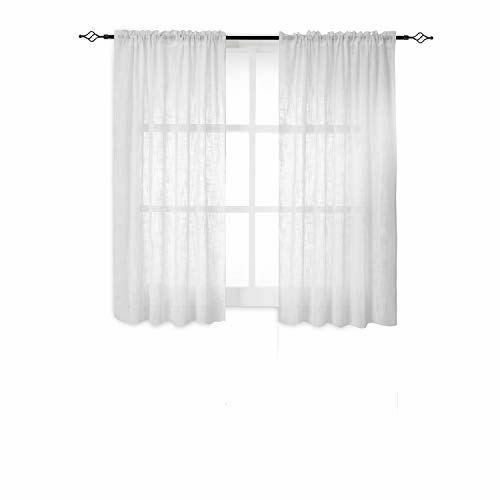 Textured Sheer Curtains – Mercadeo (#38 of 41)