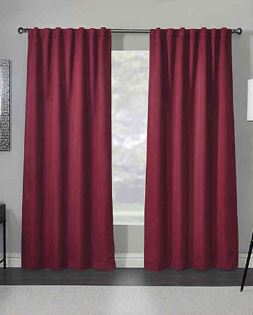 The 18 Best Blackout Curtains To Help You Sleep At The Night Intended For Thermal Rod Pocket Blackout Curtain Panel Pairs (#46 of 50)