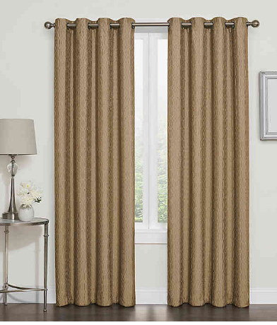 The 18 Best Blackout Curtains To Help You Sleep At The Night Pertaining To Woven Blackout Curtain Panel Pairs With Grommet Top (#41 of 42)