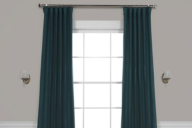 The Best Blackout Curtains For 2019: Reviewswirecutter Throughout Solid Cotton True Blackout Curtain Panels (#42 of 50)