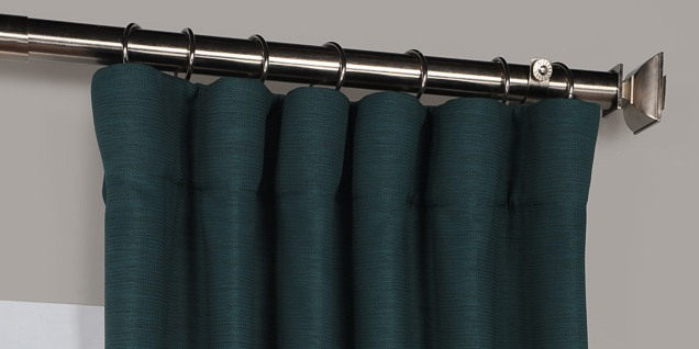 The Best Blackout Curtains For 2019: Reviewswirecutter Within Luxury Collection Faux Leather Blackout Single Curtain Panels (View 34 of 42)