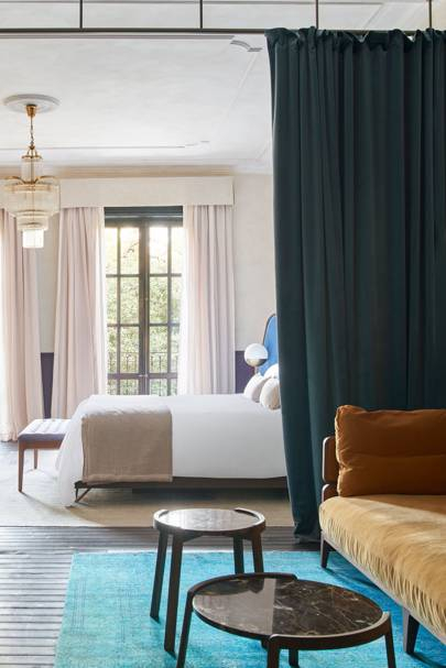 The Best New Hotels In The World For 2019 | Cn Traveller Regarding Vina Sheer Bird Single Curtain Panels (View 32 of 38)