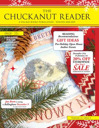 The Chuckanut Reader – Winter 2018/2019Village Books And With Regard To The Gray Barn Kind Koala Curtain Panel Pairs (View 43 of 50)