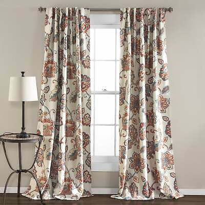 The Curated Nomad Ames Sateen Woven Blackout Grommet Top Inside The Curated Nomad Duane Jacquard Grommet Top Curtain Panel Pairs (#29 of 50)