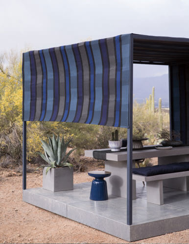 The Home Of Sunbrella Fabrics For Matine Indoor/outdoor Curtain Panels (#48 of 50)