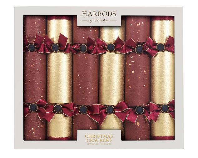 The Year's Most Luxurious Christmas Crackers Revealed Within Luxury Collection Summit Sheer Curtain Panel Pairs (View 26 of 50)