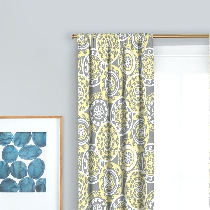 Thermaback Blackout Curtains – Acane Intended For Eclipse Corinne Thermaback Curtain Panels (View 25 of 29)